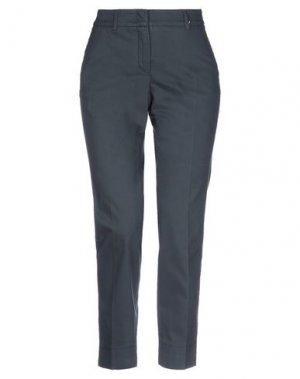 Повседневные брюки ACCUÀ by PSR. Цвет: темно-зеленый