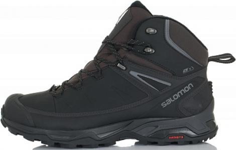 Ботинки утепленные мужские X Ultra Mid Winter, размер 40 Salomon. Цвет: черный
