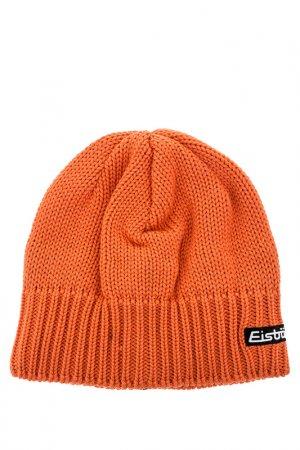 Шапка Eisbar. Цвет: оранжевый