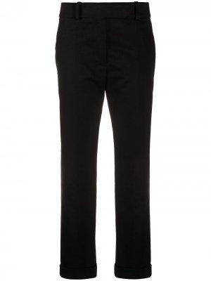 Зауженные брюки Haider Ackermann. Цвет: черный