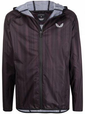 Куртка Flyweight Castore. Цвет: черный