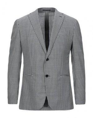 Пиджак CARUSO. Цвет: черный