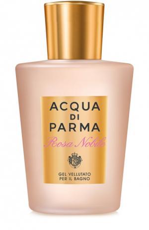 Гель для душа Rosa Nobile Acqua di Parma. Цвет: бесцветный