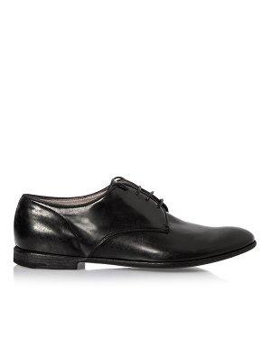 Туфли GRAZIANO 7 черный Premiata. Цвет: черный