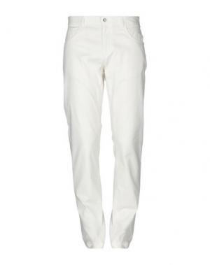 Повседневные брюки GALVANNI. Цвет: белый