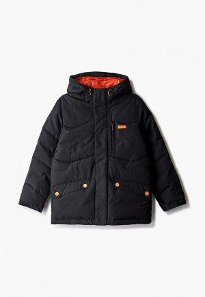 Куртка сноубордическая Termit. Цвет: черный