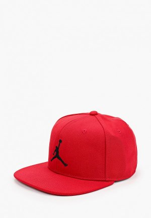 Кепка Jordan. Цвет: красный