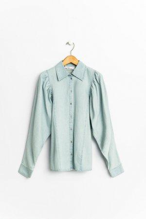 Блузка befree. Цвет: 103, индиго