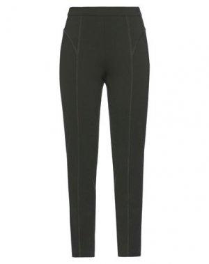 Повседневные брюки ATOS LOMBARDINI. Цвет: темно-зеленый