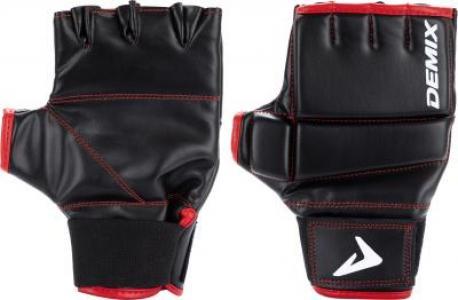 Перчатки MMA , размер 9 Demix. Цвет: черный