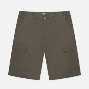 Мужские шорты Regular Cargo 6.5 Oz Carhartt WIP. Цвет: серый