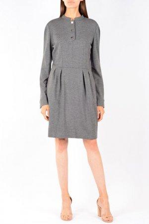 Платье Gucci. Цвет: серый