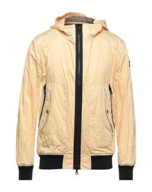 Куртка HISTORIC. Цвет: светло-желтый