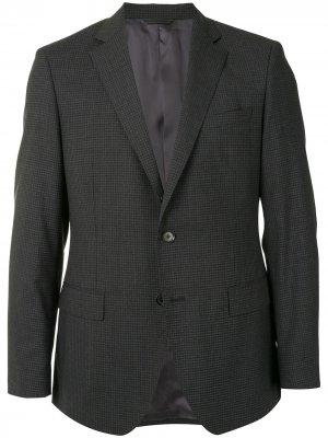 Durban костюм с однобортным пиджаком D'urban. Цвет: серый