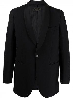 Однобортный пиджак 1960-х годов Pierre Cardin Pre-Owned. Цвет: синий