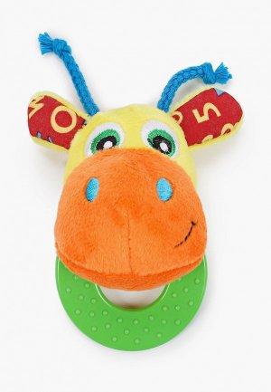 Погремушка Умка «Жираф». Цвет: разноцветный