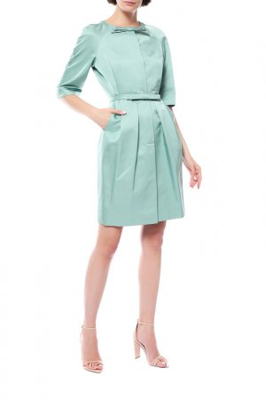 Плащ Dior. Цвет: зеленый