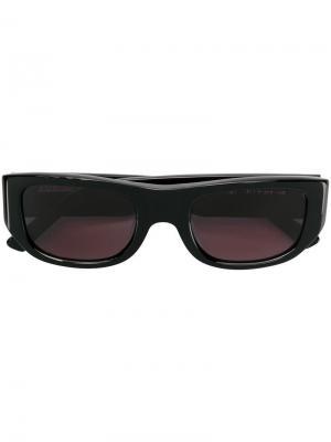 Солнцезащитные очки Hues Ambush. Цвет: черный