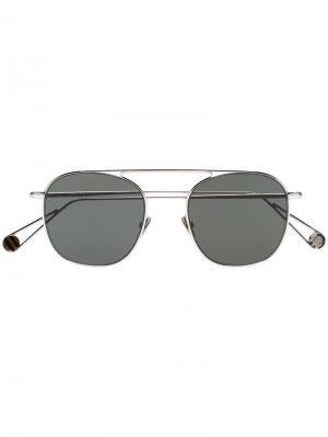 Солнцезащитные очки Place dAnvers с позолотой Ahlem. Цвет: золотистый