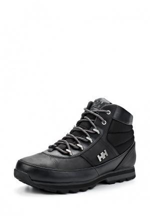 Ботинки Helly Hansen. Цвет: черный