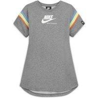 Платье с коротким рукавом для девочек школьного возраста Nike Sportswear Heritage
