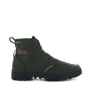 Ботинки LaRedoute. Цвет: зеленый