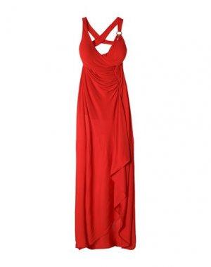 Длинное платье 22 MAGGIO by MARIA GRAZIA SEVERI. Цвет: красный