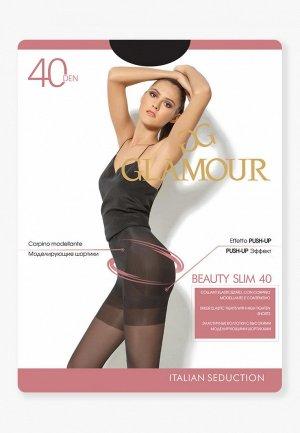 Колготки Glamour Beauty Slim 40 DEN. Цвет: черный