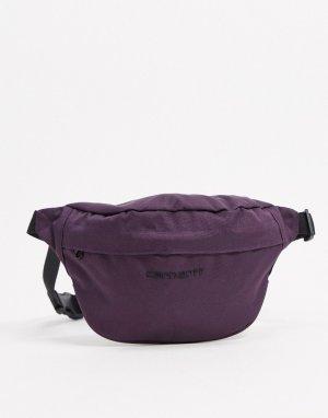 Фиолетовая сумка-кошелек на пояс Payton-Фиолетовый цвет Carhartt WIP