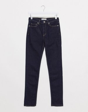 Узкие джинсы -Черный Lacoste