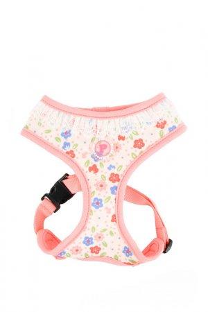Шлейка для собак Crocus Pinkaholic. Цвет: розовый