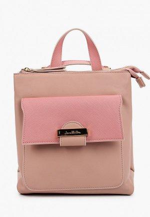 Рюкзак Jane Shilton. Цвет: розовый