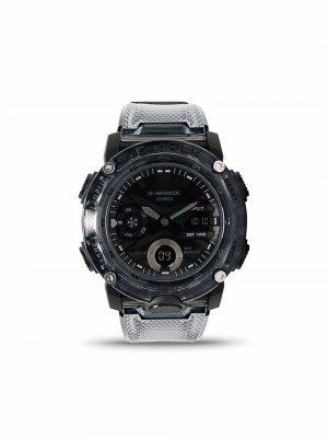 Наручные часы GA-2000SKE-8AER Skeleton Series 51 мм G-Shock. Цвет: черный