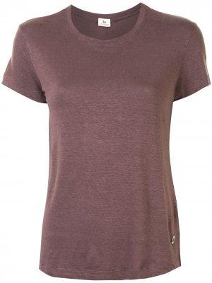 Базовая футболка с короткими рукавами Colombo. Цвет: серый