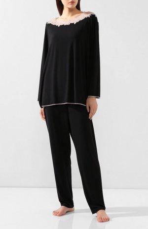 Пижама Gianantonio Paladini. Цвет: черный