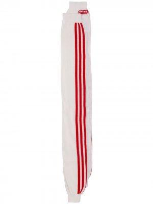 Вязаные гетры adidas x lotta volkova. Цвет: белый