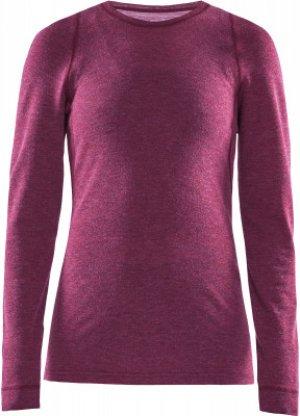 Термобелье верх женское Merino 180, размер 46-48 Craft. Цвет: розовый