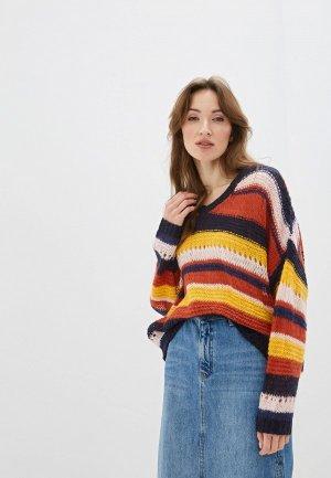 Пуловер Art Love. Цвет: разноцветный