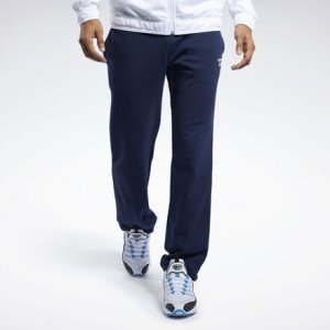 Спортивные штаны Training Essentials Reebok. Цвет: collegiate navy