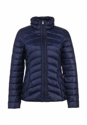 Куртка утепленная Comma CO004EWLR384. Цвет: синий