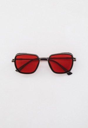 Очки солнцезащитные Havvs с поляризацией, HV68035. Цвет: серый