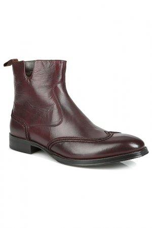 Ботинки CVCOVER. Цвет: коричневый