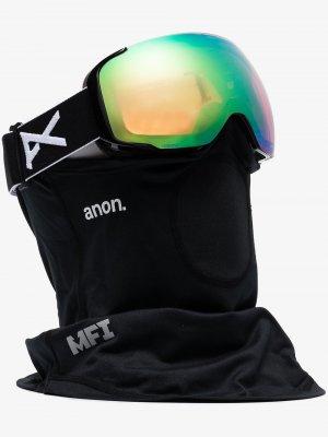 Горнолыжные очки M2 MFI Anon. Цвет: черный