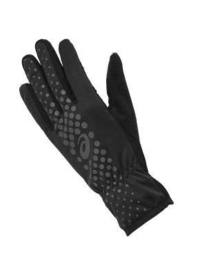Перчатки WINTER PERFORMANCE GLOVES ASICS. Цвет: черный