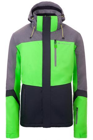 Jacket Alpine Pro. Цвет: green, gray