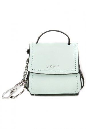 Ключница DKNY. Цвет: зеленый