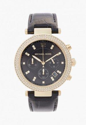 Часы Michael Kors MK6984. Цвет: черный