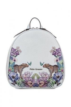Рюкзак женский Fiato Dream. Цвет: белый