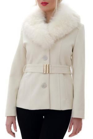 Пальто RADEKS. Цвет: white
