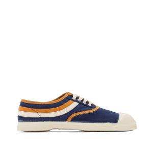 Кеды Tennis Waves BENSIMON. Цвет: темно-синий